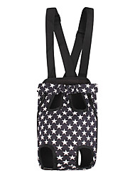 cheap -Dogs Cats Carrier & Travel Backpack Pet Carrier Portable Casual / Daily Stars Blue