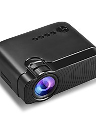 cheap -Factory OEM GC3 Mini Projector LCD Projector 6000 lm 3D / WXGA (1280x800) / 1080P (1920x1080) / ±15°