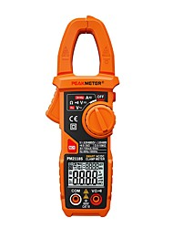 cheap -Clamp Meter PEAKMETER PM2118S Portable Smart Multimeter AC DC Current Voltage Resistance Continuity Measurement Tester with NCV