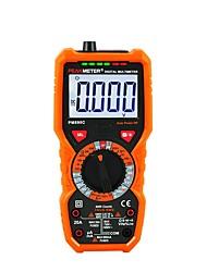 cheap -Digital Multimeter PEAKMETER PM18C True RMS AC/DC Voltage Resistance Meter Capacitance Frequency Temperature NCV Tester
