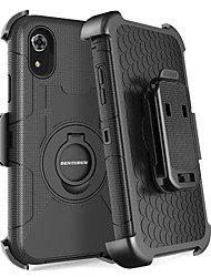 cheap -BENTOBEN Case For Apple iPhone XR / iPhone XS Max Shockproof / Dustproof / with Stand Full Body Cases Solid Colored / Armor Hard PC / Silica Gel for iPhone XR / iPhone XS Max
