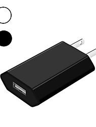 Недорогие -Портативное зарядное устройство Зарядное устройство USB Стандарт США QC 3.0 1 USB порт 1 A 100~240 V для Универсальный
