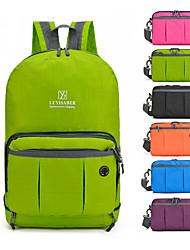 cheap -30 L Hiking Backpack Lightweight Packable Backpack Hiking Sling Backpack Lightweight Breathable Rain Waterproof Compact Outdoor Hiking Beach Cycling / Bike Nylon Green Blue Grey / Wear Resistance