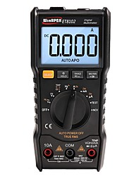 cheap -WINAPEX ET8102 Digital Display Multi-function Range Multimeter TEMP NCV DC AC Voltage Current Resistance Diode True RMS Multimeter