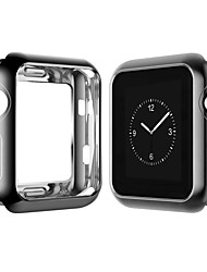 cheap -Case For Apple Apple Watch Series 4/3/2/1 Silicone Apple