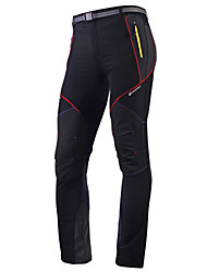 cheap -Nuckily Men's Cycling Pants Polyester Bike Pants / Trousers Tights Pants Waterproof Breathable Quick Dry Sports Black Mountain Bike MTB Road Bike Cycling Clothing Apparel Advanced Relaxed Fit Bike