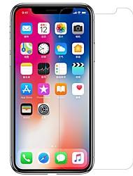 Недорогие -протектор экрана nillkin для яблока iphone xs / iphone x домашнее животное 1 шт передний& защитная пленка для защиты от ультратонких / матовых / царапин
