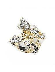 cheap -Gemstone & Crystal / Alloy Hair Claws with Crystal / Rhinestone 1 Piece Party / Evening / Daily Wear Headpiece