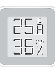 cheap -Xiaomi  Miaomiaoce MMC - C201 E-ink Screen Thermometer - WHITE