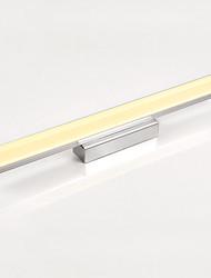 cheap -Matte Modern / Contemporary Bathroom Lighting Bathroom Metal Wall Light IP67 AC100-240V 12 W Vanity Light
