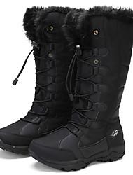 abordables -Femme Chaussures & Bottes Baskets Bottes d'hiver Ski Randonnée Sports de neige Automne Hiver
