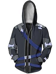 cheap -SAO Swords Art Online Kirito Hoodie Terylene For Unisex