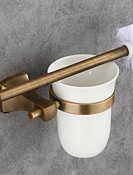 Недорогие -Держатель для ёршика Новый дизайн / Многофункциональный Modern Алюминий 1шт На стену