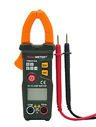 cheap -PEAKMETER  PM2016A Smart Mini Digital Clamp Meter AC Current pliers ammeter Frequency NCV Tester amperimetric clamp