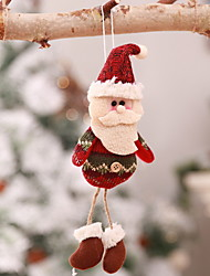 cheap -Christmas Ornaments Christmas Fabric Novelty Christmas Decoration