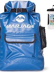 cheap -22 L Waterproof Dry Bag Multi layer Folding for Swimming Beach