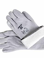 Недорогие -1 пара Волокно нитрил Перчатка Безопасность и защита