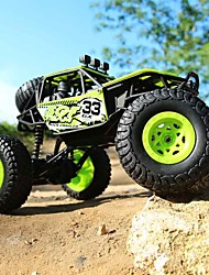 cheap -RC Car XR8212 Monster Truck TITANFOOT 2.4G Buggy (Off-road) / Rock Climbing Car / Off Road Car 1:20 Brush Electric 7 km/h Damping / Mini / Remote Control / RC