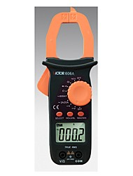 cheap -VICTOR VC606 High-precision anti-burning multi-function clamp multimeter