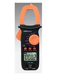 Недорогие -victor vc606 высокоточный антиобжигающий многофункциональный зажимной мультиметр