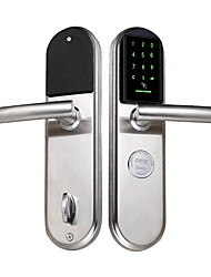 cheap -Factory OEM Intelligent Lock Smart Home Security System RFID / Combination unlocking Apartment / Hotel / Office (Unlocking Mode Password / Mechanical key / Card)