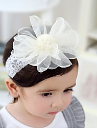 cheap -Toddler Girls' Active Floral Hair Accessories White One-Size