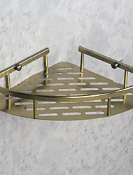 cheap -Bathroom Shelf New Design Contemporary Aluminum 1pc Wall Mounted