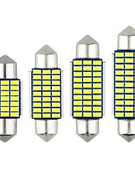 cheap -Can-bus 31MM 36MM 39MM 41MM LED License Plate Light White Lightness