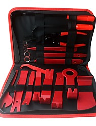 cheap -ZIQIAO 19PCS Car Repair Disassembly Tools Kit Car DVD Stereo Refit Kits Interior Plastic Trim Panel Dashboard Installation Removal Tool