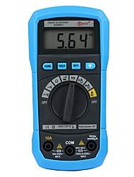 cheap -BSIDE Digital Multimeter ADM01  Multifunction AC/DC Voltage Current Temperature Resistance Capacitance Tester