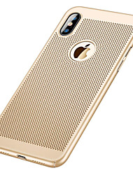 cheap -Case For Apple iPhone XS / iPhone XR / iPhone XS Max Ultra-thin Back Cover Solid Colored Hard PC