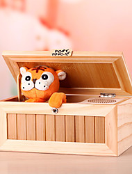 cheap -Useless Box Tiger Professional for Killing Time Stress and Anxiety Relief Wooden For Kid's Adults' Boys' Girls'
