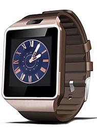 cheap -Men's Sport Watch Digital Watch Digital Silicone Black / White / Brown Calendar / date / day Chronograph LCD Digital Casual Fashion - Gold White Silver / Tachymeter
