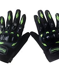 Недорогие -верховая езда летняя зима полный палец мотоцикл перчатки gants moto luvas мотокросс кожа мотоцикл guantes moto racing перчатки