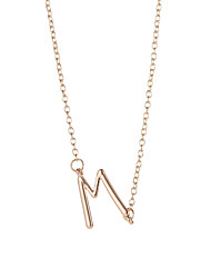 cheap -Women's Pendant Necklace Long Necklace Stylish Long Name Alphabet Shape Creative Ladies Simple Trendy Alloy Gold Silver 50+5 cm Necklace Jewelry 1pc For Evening Party Birthday