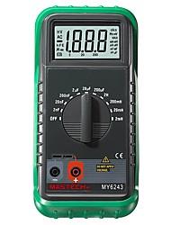 Недорогие -mastech my6243 цифровая индуктивность c / l измеритель емкости 2m / 20m / 200mh / 2h 2nf-200uf