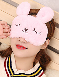 cheap -Travel Eye Mask / Sleep Mask Travel Rest Sun Shades 1pc For Home For Office Fabric