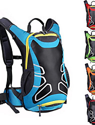 cheap -16 L Cycling Backpack Reflective Waterproof Bike Bag Nylon Bicycle Bag Cycle Bag Cycling Hiking Basketball Bike / Bicycle