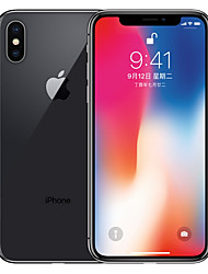 cheap -Apple iPhone X A1865 5.8 inch 256GB 4G Smartphone - Refurbished(Grey) / 12
