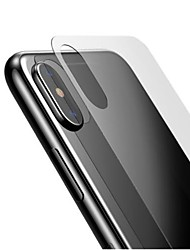 cheap -AppleScreen ProtectoriPhone XS High Definition (HD) Back Protector 1 pc Tempered Glass