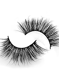 cheap -Eyelash Extensions 4 pcs Professional Natural Beauty Animal wool eyelash Daily Wear Practice Thick - Makeup Daily Makeup Halloween Makeup Professional Fashion Cosmetic Grooming Supplies