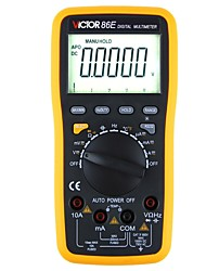 cheap -VICTOR VC86E High precision digital frequency / capacitor / temperature multimeter / with USB interface / data output