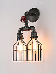cheap -Antique / Vintage Wall Lamps & Sconces Living Room / Hallway Metal Wall Light 110-120V / 220-240V 60 W