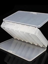 abordables -Sceau de Pêche Boîte à leurres Facile à Utiliser Plastique