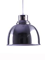 cheap -1-Light CXYlight 25 cm New Design Pendant Light Metal Bowl Electroplated Retro Vintage / Country 110-120V / 220-240V