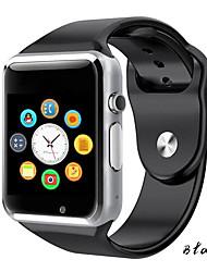 Недорогие -Муж. Спортивные часы электронные часы Цифровой силиконовый Черный / Белый / Синий Календарь Секундомер ЖК экран Цифровой На каждый день Мода - Зеленый Синий Розовый / тахометр