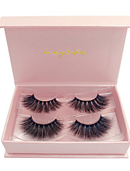cheap -Eyelash Extensions 4 pcs Portable Fashionable Design Natural Curly Beauty Animal wool eyelash Daily Wear Thick - Makeup Daily Makeup Halloween Makeup Party Makeup High Quality Cosmetic Grooming