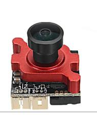 Недорогие -1/3 960h ccd 800tvl мини-камера fpv 2.3mm / 2.1mm широкоформатное объектив 5v-30v для fpv uav гоночный травертор камеры наблюдения 19 * 19mm