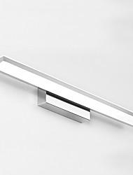 cheap -Mini Style Modern / Contemporary Bathroom Lighting Bathroom Metal Wall Light IP67 AC100-240V 12 W