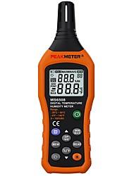 Недорогие -пикометр мс6508 цифровой температура влажность гигрометр термометр метеостанция